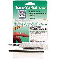 Doak Dermatologics Transversal Adult Patch