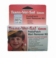 Doak Dermatologics Transversal Pedia Patch