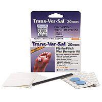 Doak Dermatologics Transversal Plantar Patch