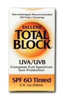 Fallene Total Block Tinted SPF 60