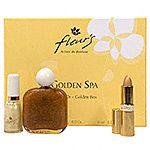 Fleur's Golden Spa Box