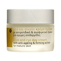 Korres Natural Products Olive and Rye Day Cream