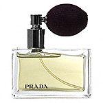 Prada Prada Deluxe Refillable Eau De Parfum with Atomizer