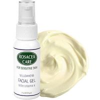 Rosacea Care Willowherb Facial Gel with Vitamin K