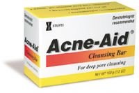 Stiefel Laboratories Acne-Aid Cleansing Bar