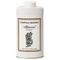 Caswell-Massey Almond Talc