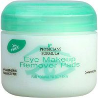 Physicians Formula Oil Free Eye M/U Remover Pads For normal to oily skin