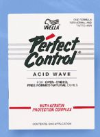 Wella Perfect Control Acid Wave