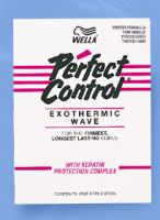Wella Perfect Control Exothermic Wave