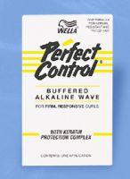 Wella Perfect Control Buffered Alkaline Wave