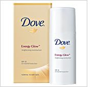 Dove Energy Glow Brightening Moisturizer