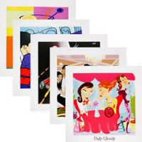 CARGO GlossyGreetings Cards