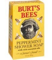 Burt's Bees Peppermint Shower Soap