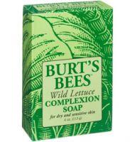 Burt's Bees Wild Lettuce Complexion Soap