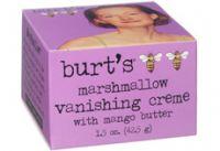Burt's Bees Marshmallow Vanishing Creme