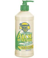 Banana Boat Moisturizing Aloe After Sun Lotion