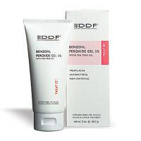 DDF Benzoyl Peroxide Gel