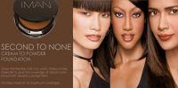 No. 10: Iman Creme to Powder Foundation, $14.99