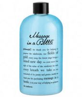 Philosophy Message in a Bottle Charity Shower Gel