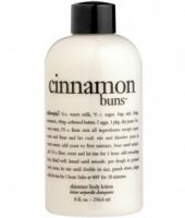 Philosophy Cinnamon Buns Moisturing Shimmer Body Lotion
