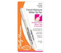 Sally Hansen French Manicure White Tip Pen Fine Tip by ...