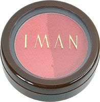 Iman Blushing Powder Duo