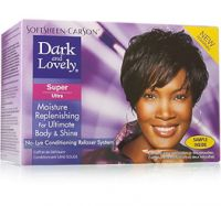 Soft Sheen Carson Dark & Lovely Relaxer - Super
