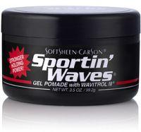 Soft Sheen Carson Sportin Waves Gel Pomade