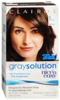 Clairol Nice 'n Easy Gray Solution