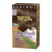 Clairol Natural Instincts Brass Free