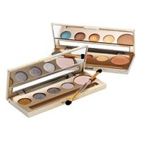 The Body Shop Metallic Eye and Cheek Palettes