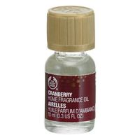 The Body Shop Cranberry Home Fragrance Oil