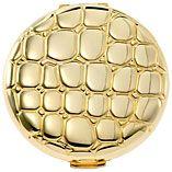 Estee Lauder Golden Alligator Compact