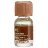 The Body Shop Sandalwood Home Fragrance Oil
