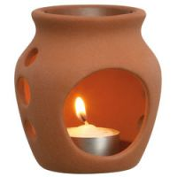 The Body Shop Terracotta Oil Burner