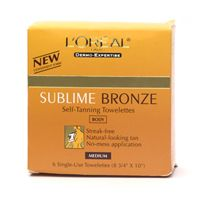 L'Oréal Paris Sublime Bronze Self-Tanning Towelettes