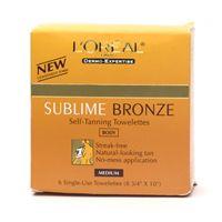 L'Oréal Paris Sublime Bronze Self-Tanning Towelettes