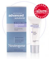 Neutrogena Advanced Solutions Skin Transforming Complex Nightly Renewal Cream