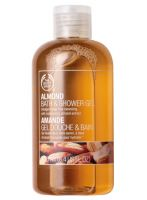 The Body Shop Almond Bath & Shower Gel