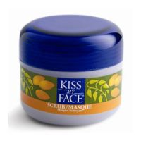 Kiss My Face Natural Face Care - Scrub/Masque