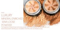 Iman Luxury Mineral Enriched Semi Loose Powder