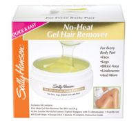Sally Hansen No-Heat Gel Hair Remover For Face and Body