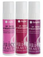 THE WORST NO. 7: JUICE BEAUTY SPF 15 TINTED LIP MOISTURIZERS, $15