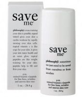 Philosophy Save Me Retinol, Vitamin C, Peptide Treatment for Mature Skin