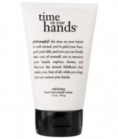 Philosophy Time on Your Hands Exfoliating Hand and Cuticle Cream