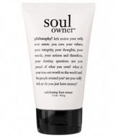 Philosophy Soul Owner Exfoliating Foot Cream