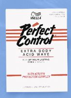 Wella Perfect Control Extra Body Acid Wave