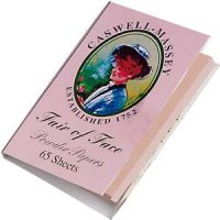 Caswell-Massey Fair of Face Powder Papers - Rose