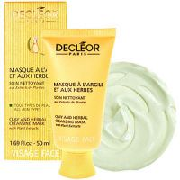 Decleor Masque A L'Argile et aux Herbes - Clay and Herbal Cleansing Mask