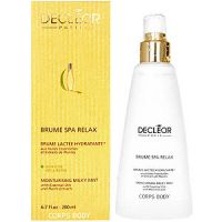 Decleor Brume Spa Relax - Moisturizing Milky Mist for Body